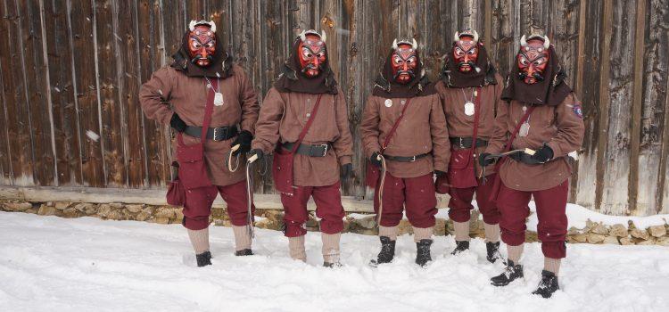 Fünf Dachsberg-Teufel